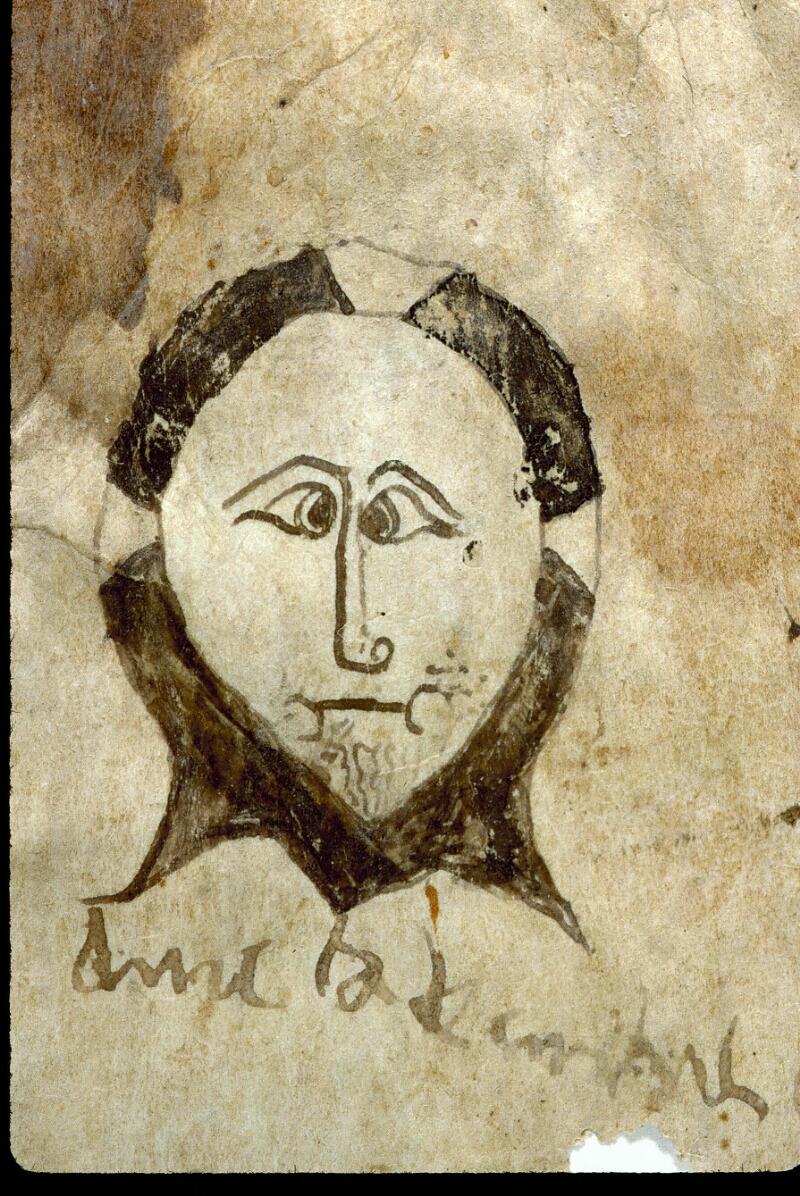 Angers, Bibl. mun., ms. 0245, f. 064 - vue 2