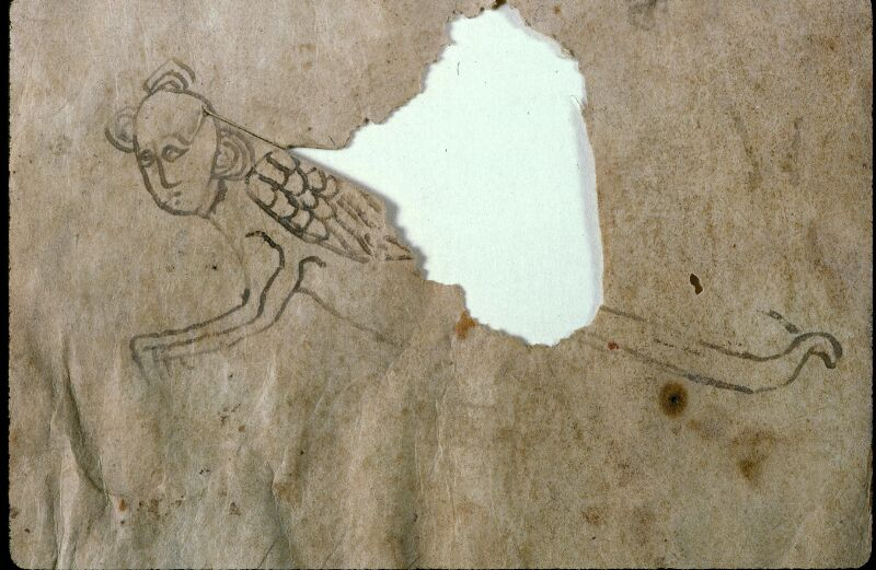 Angers, Bibl. mun., ms. 0245, f. 064 - vue 3