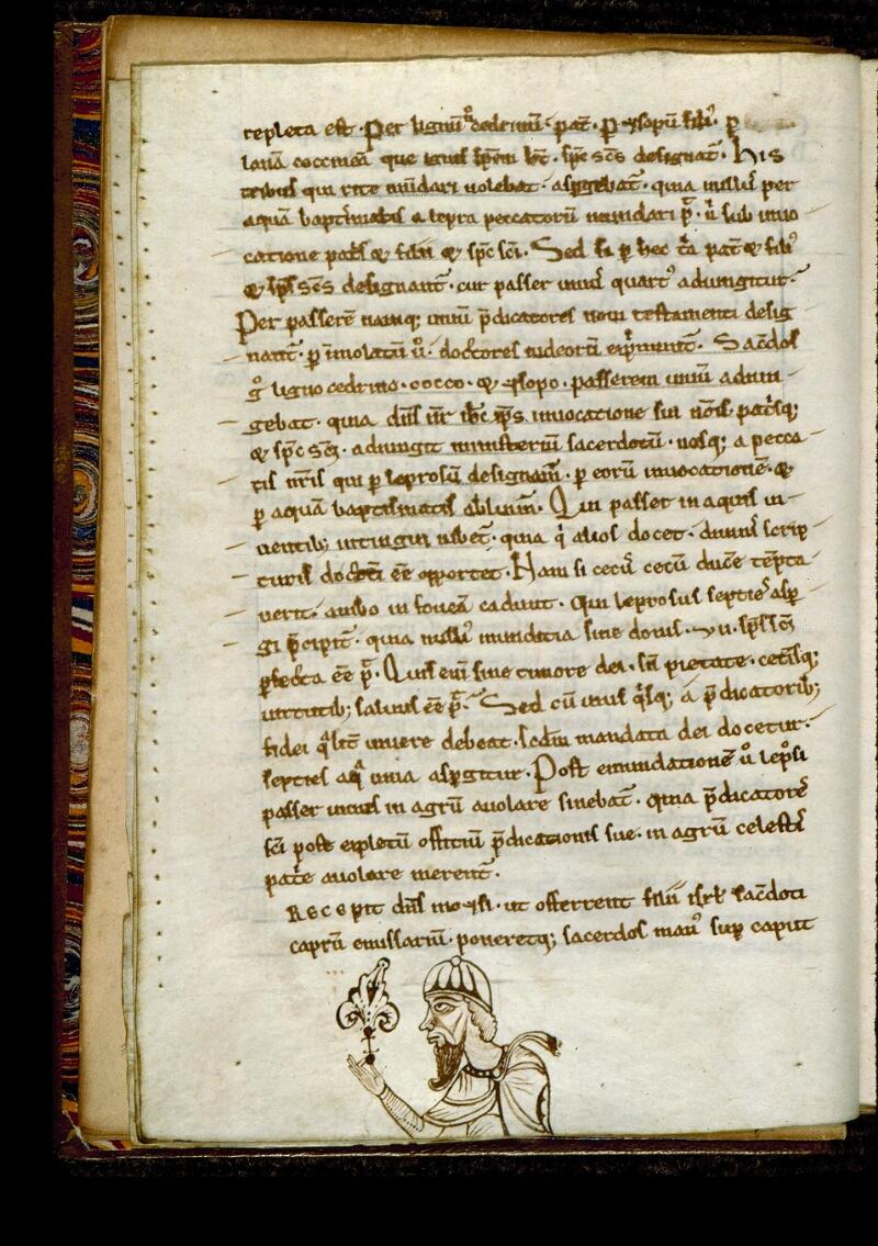 Angers, Bibl. mun., ms. 0247, f. 003v