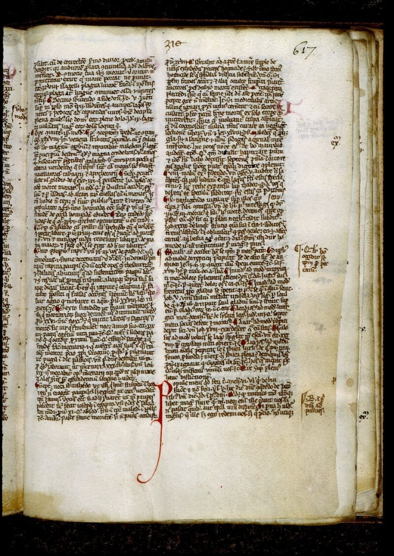 Angers, Bibl. mun., ms. 0249, p. 617