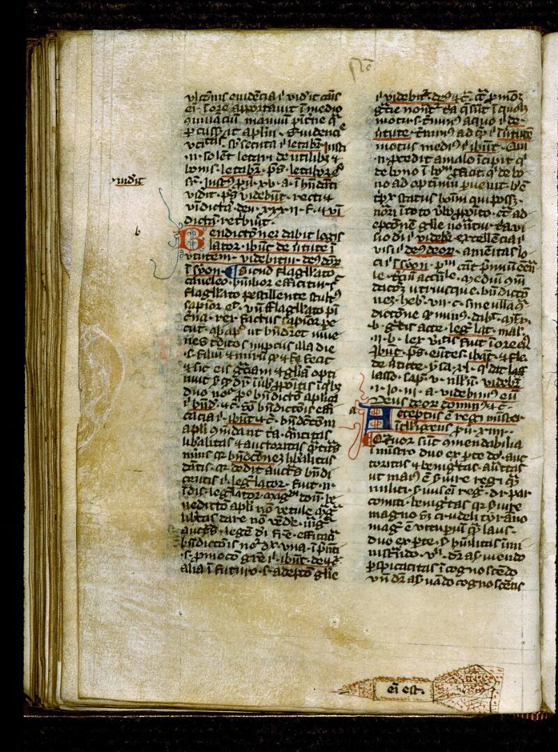 Angers, Bibl. mun., ms. 0251, f. 096 bis v