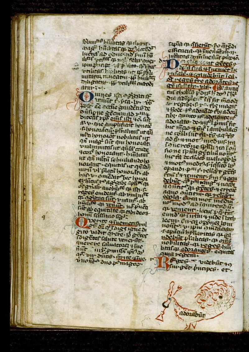 Angers, Bibl. mun., ms. 0251, f. 108v