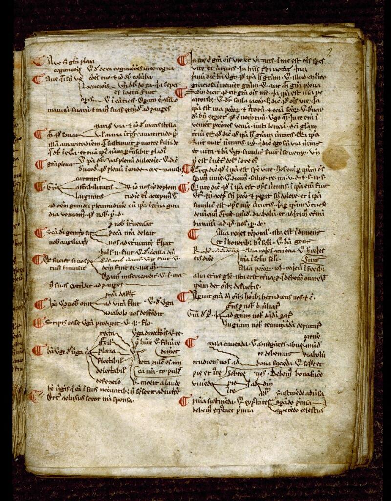 Angers, Bibl. mun., ms. 0252, f. 002 - vue 2