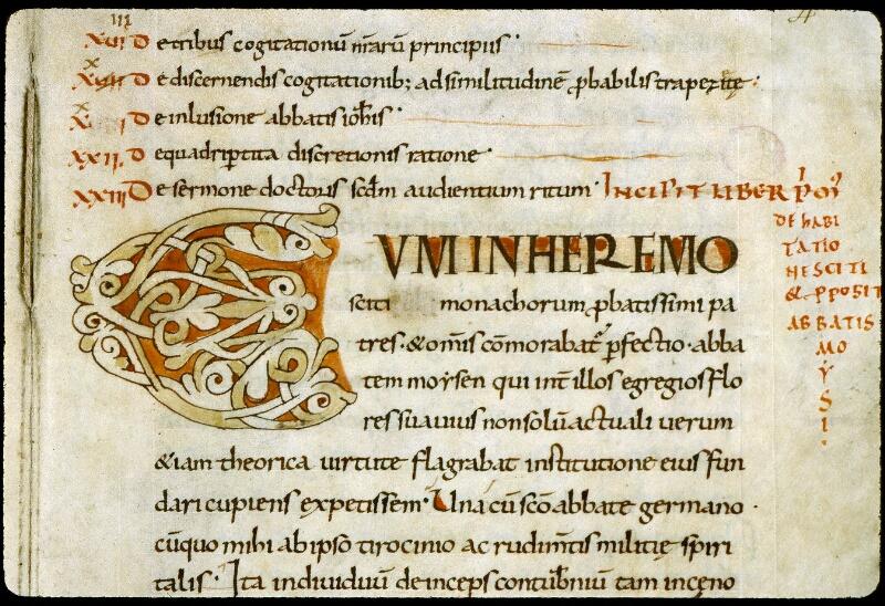 Angers, Bibl. mun., ms. 0261, f. 004