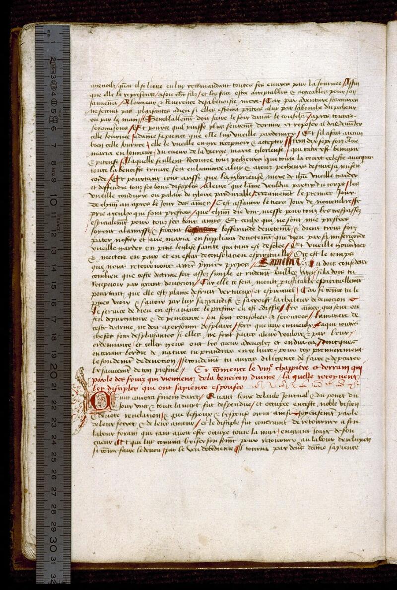 Angers, Bibl. mun., ms. 0268, f. 097v - vue 1