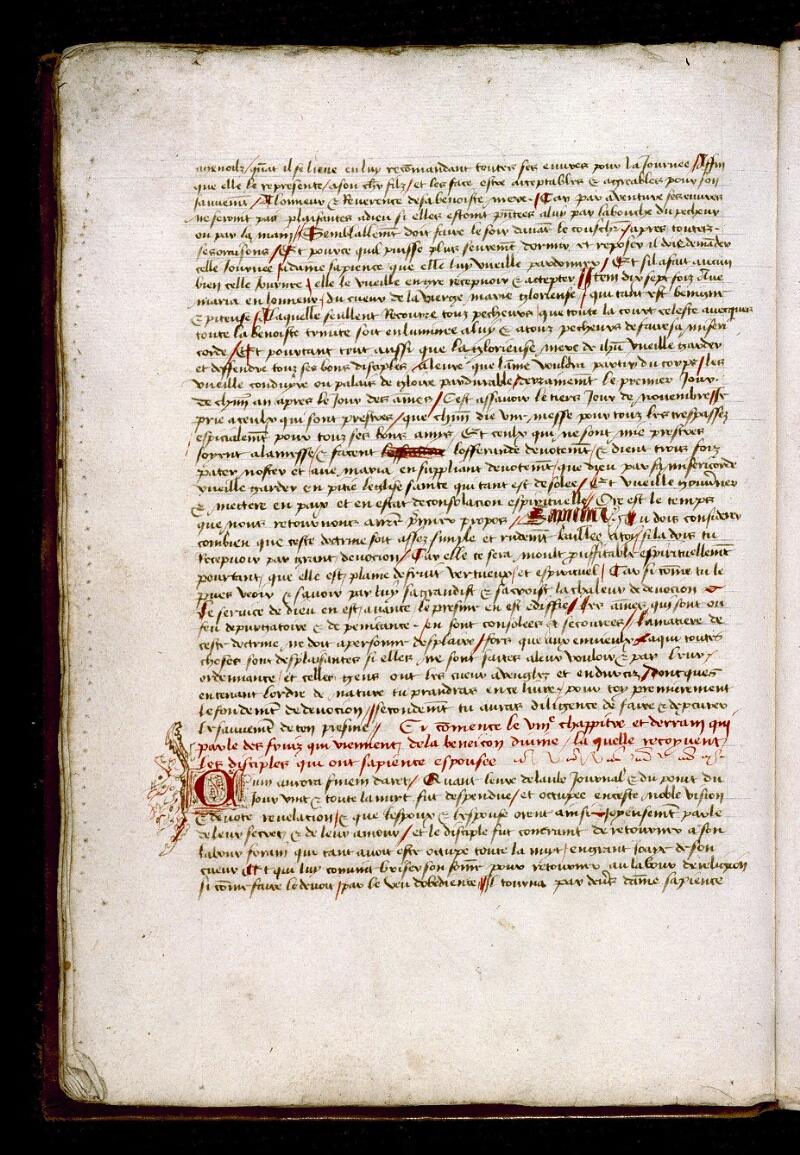 Angers, Bibl. mun., ms. 0268, f. 097v - vue 2