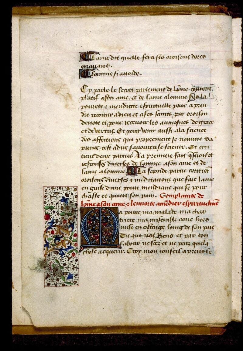 Angers, Bibl. mun., ms. 0269, f. 002v - vue 2