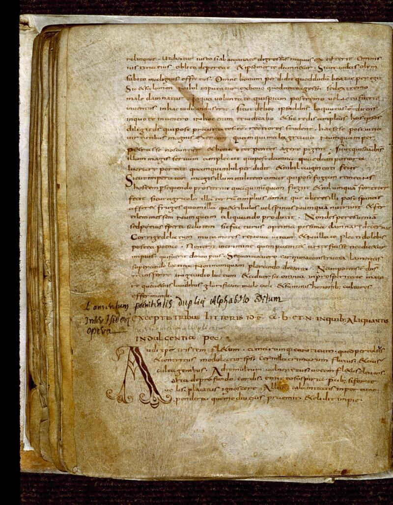 Angers, Bibl. mun., ms. 0275, f. 095v - vue 2