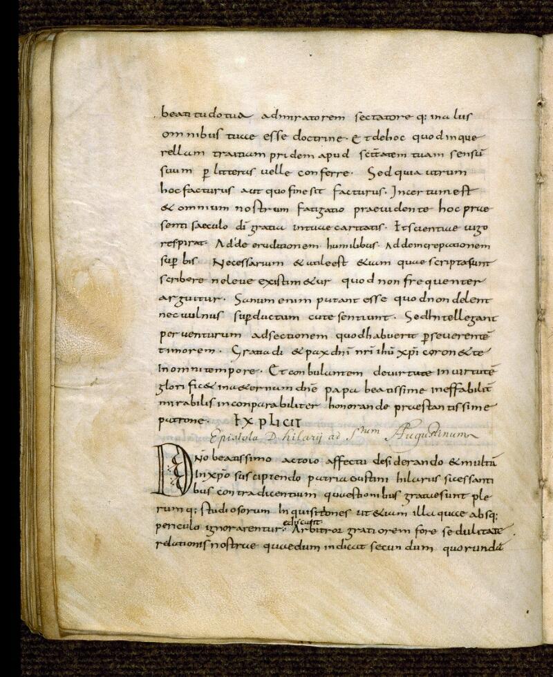 Angers, Bibl. mun., ms. 0276, f. 122v - vue 2