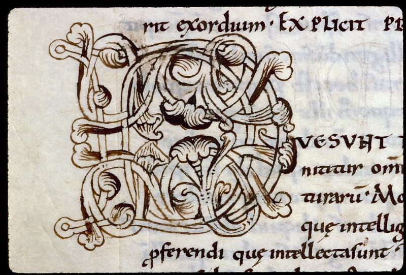 Angers, Bibl. mun., ms. 0278, f. 005v - vue 2