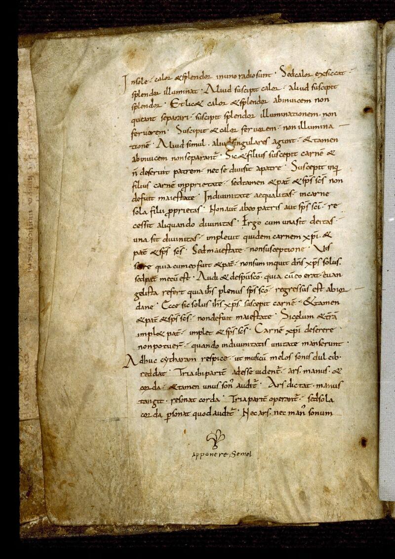 Angers, Bibl. mun., ms. 0281, f. 001v