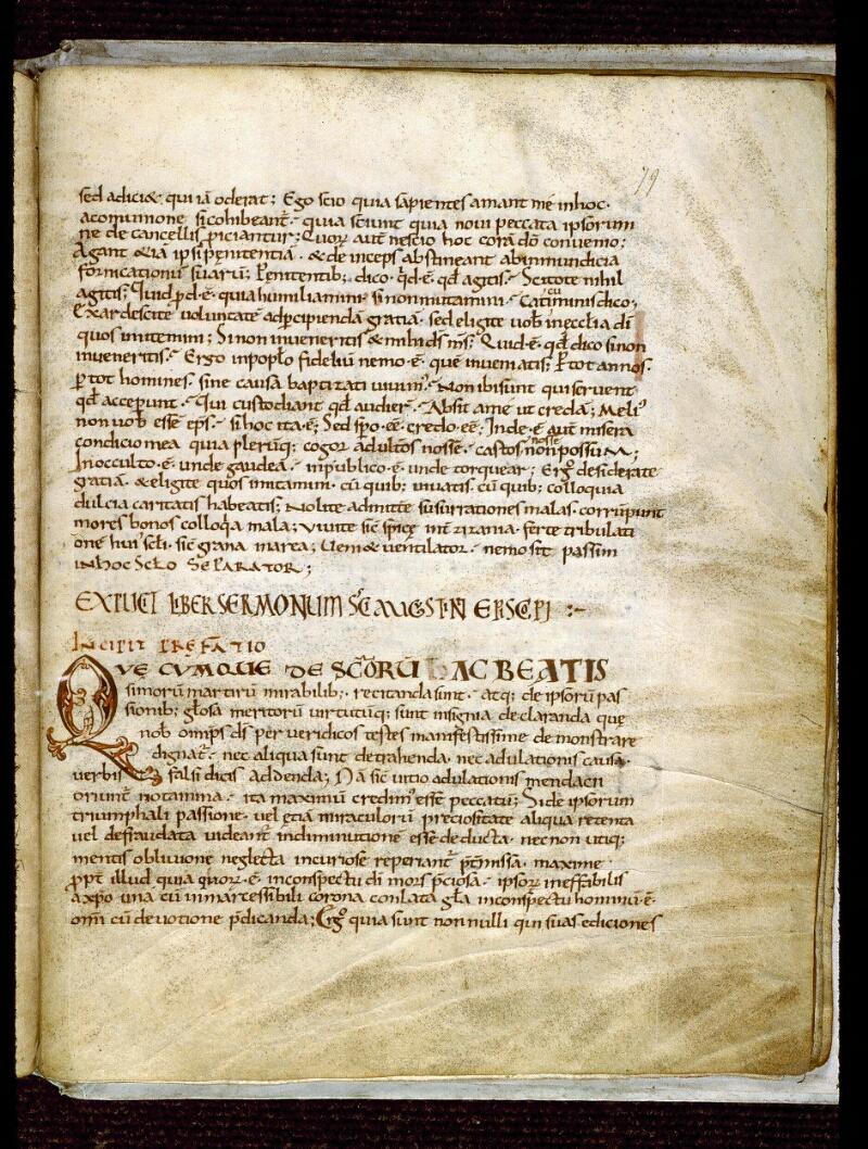 Angers, Bibl. mun., ms. 0282, f. 079 - vue 1