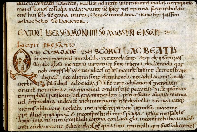 Angers, Bibl. mun., ms. 0282, f. 079 - vue 2