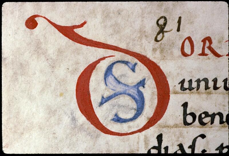 Angers, Bibl. mun., ms. 0283, p. 081 - vue 3