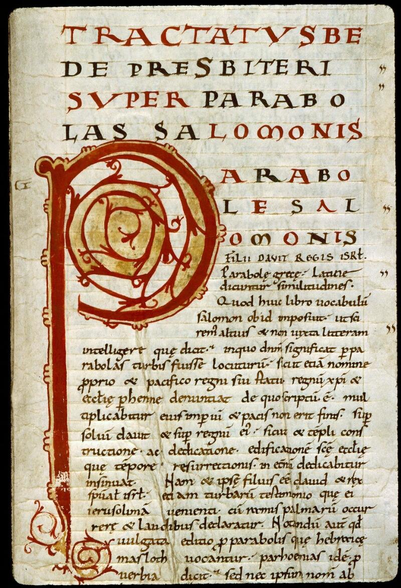 Angers, Bibl. mun., ms. 0284, f. 014 - vue 2
