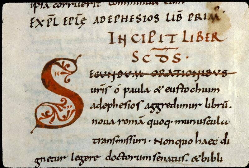 Angers, Bibl. mun., ms. 0285, f. 068 - vue 2