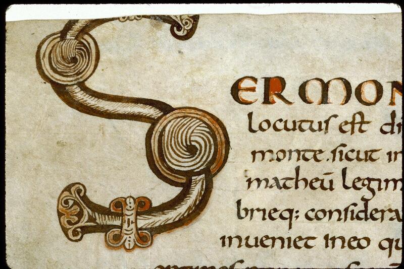 Angers, Bibl. mun., ms. 0286, f. 001v - vue 3
