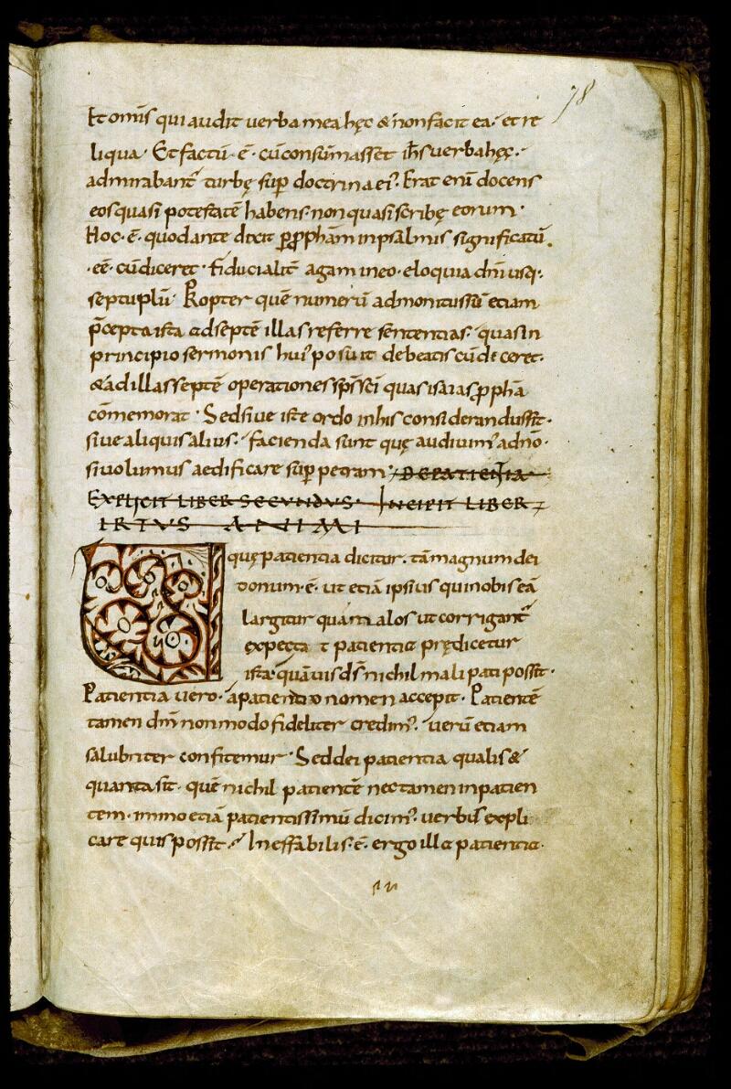 Angers, Bibl. mun., ms. 0286, f. 078 - vue 1