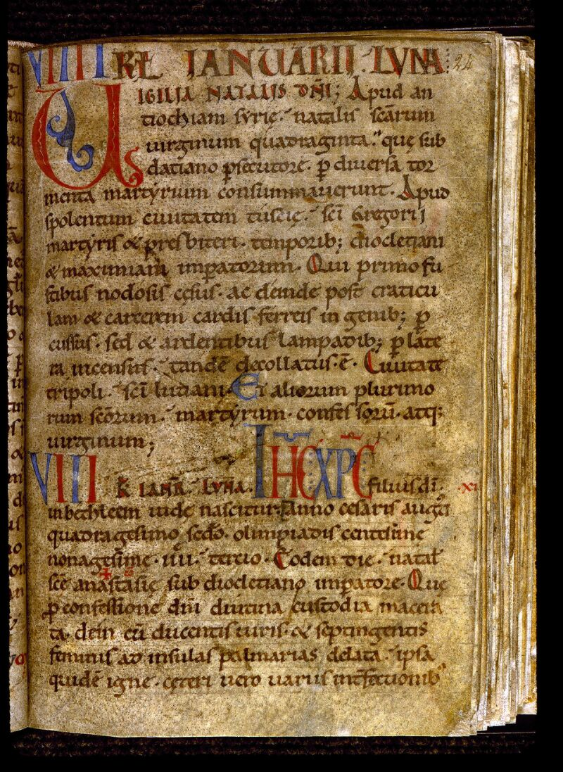 Angers, Bibl. mun., ms. 0288, f. 024 - vue 2