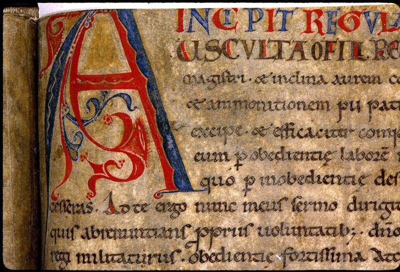 Angers, Bibl. mun., ms. 0288, f. 104 - vue 2