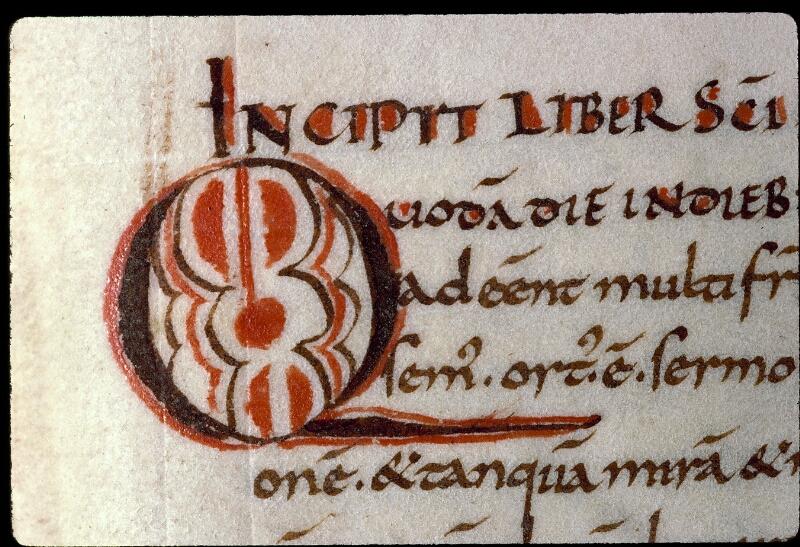Angers, Bibl. mun., ms. 0289, f. 104 - vue 2