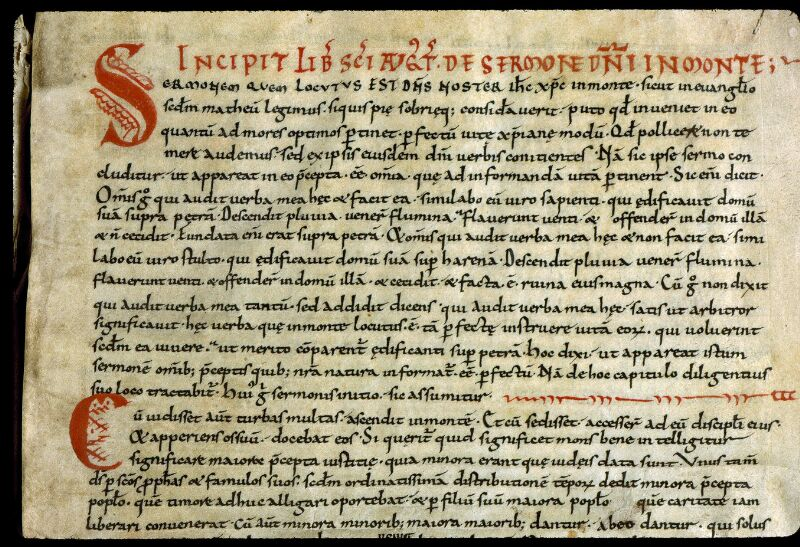 Angers, Bibl. mun., ms. 0293, f. 001 - vue 3