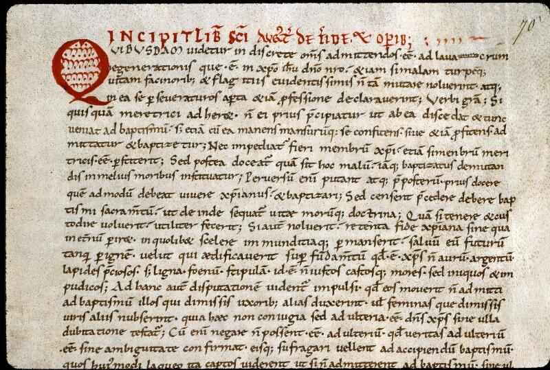 Angers, Bibl. mun., ms. 0293, f. 070