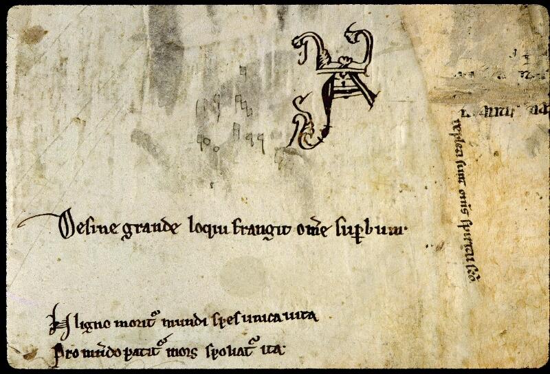 Angers, Bibl. mun., ms. 0297, contre-plat inf.
