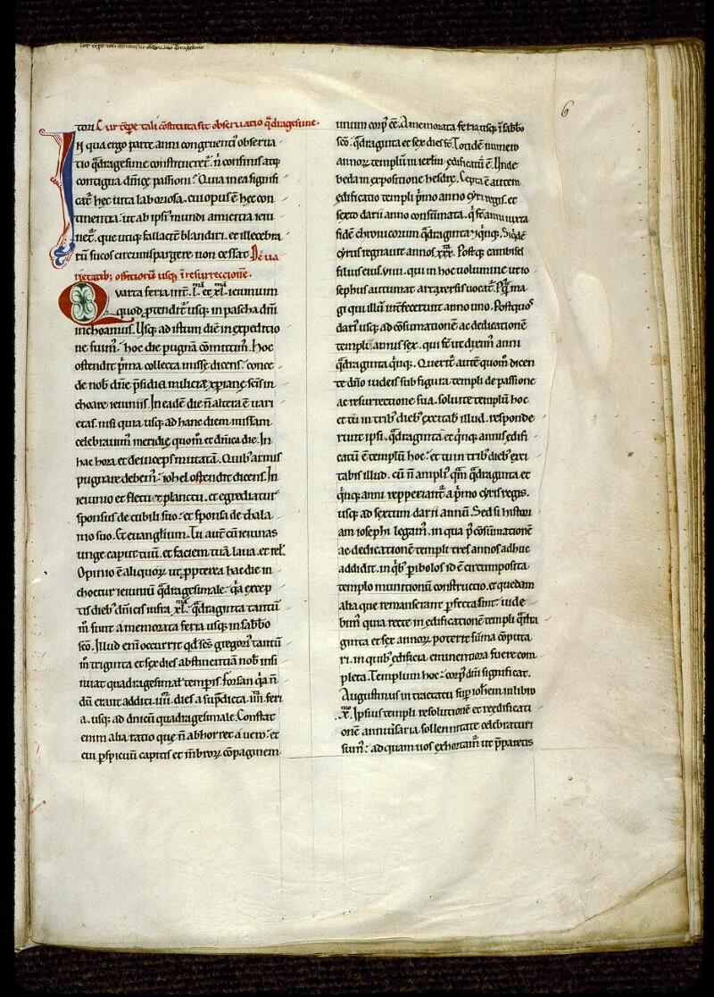Angers, Bibl. mun., ms. 0300, A f. 006