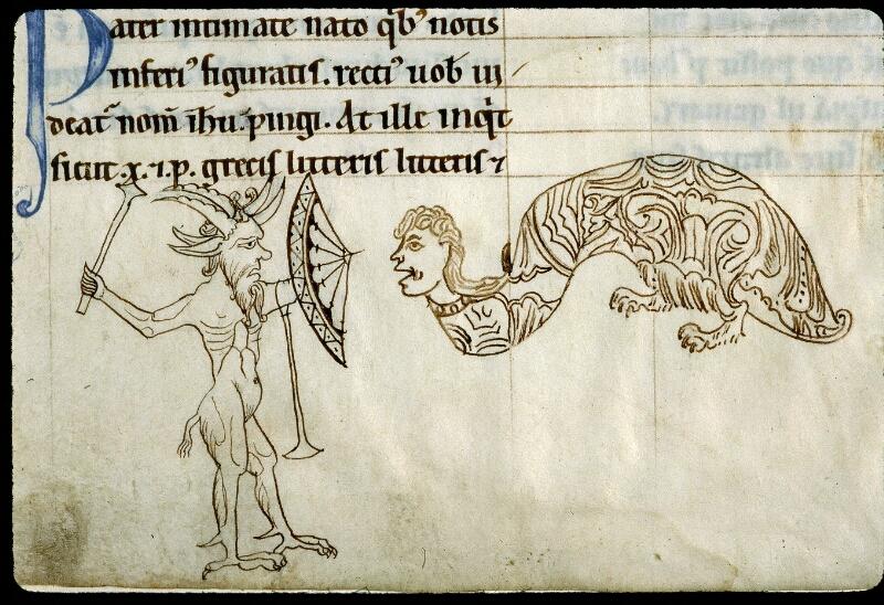 Angers, Bibl. mun., ms. 0300, A f. 080v - vue 3