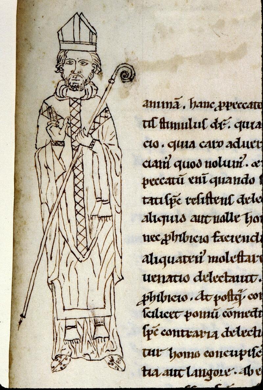 Angers, Bibl. mun., ms. 0300, B f. 061v - vue 2