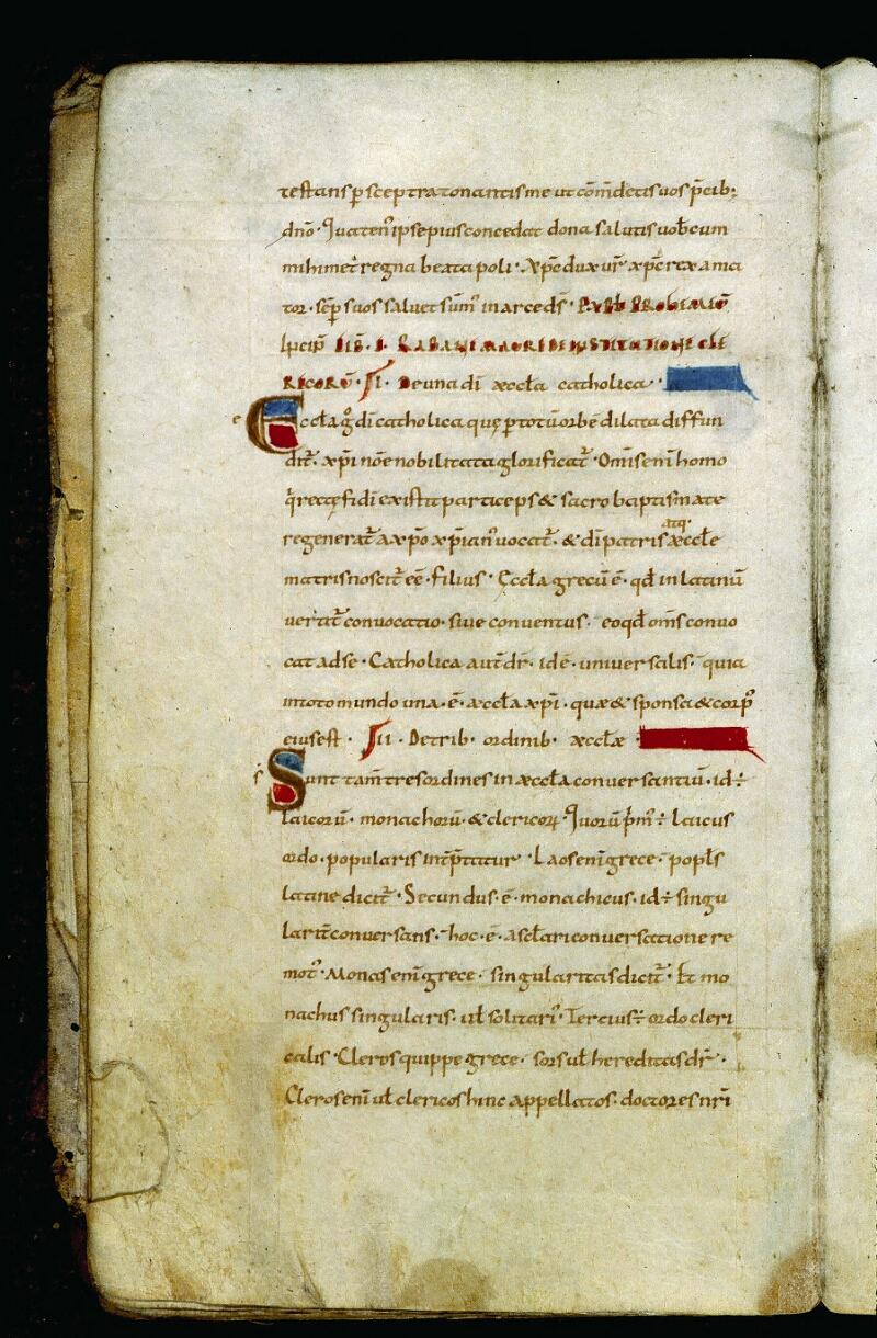 Angers, Bibl. mun., ms. 0301, f. 005v