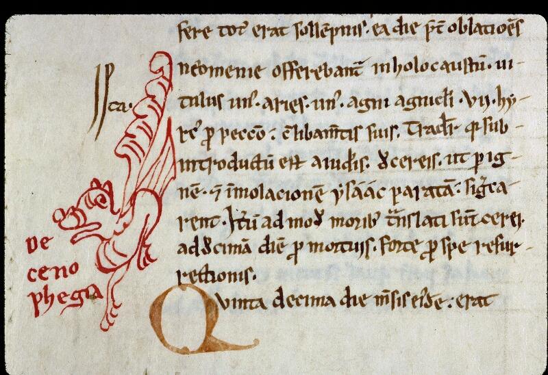Angers, Bibl. mun., ms. 0303, f. 123v - vue 2