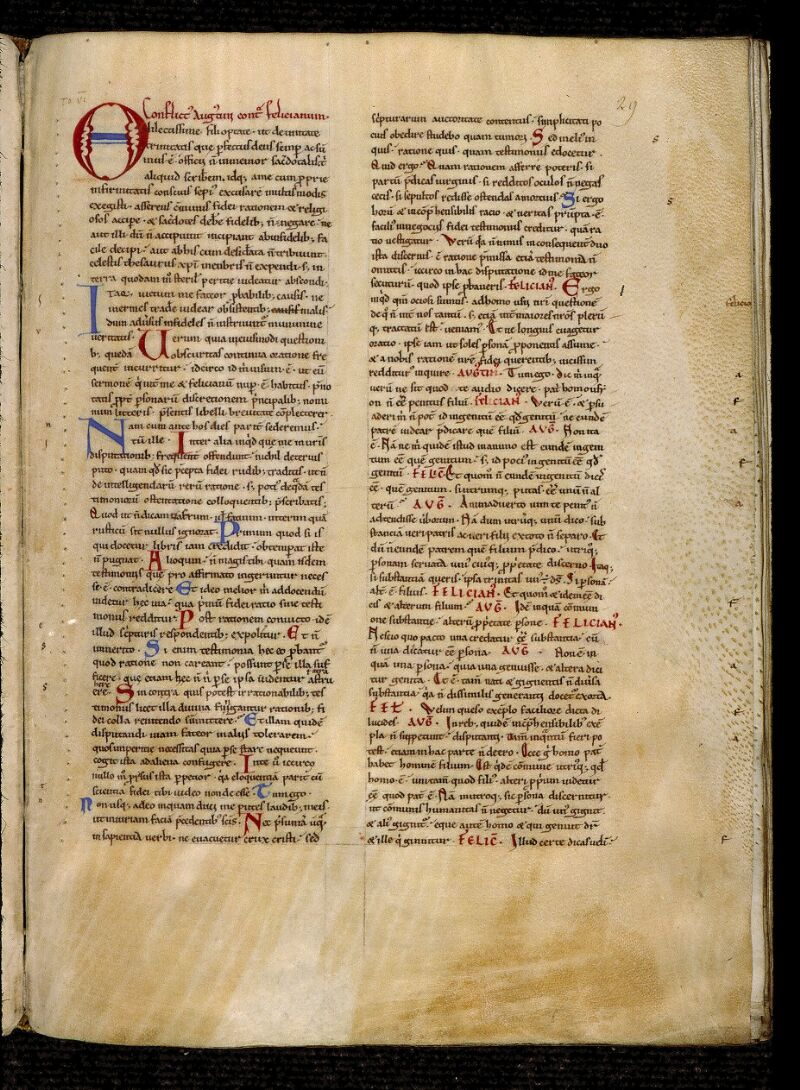 Angers, Bibl. mun., ms. 0306, f. 029