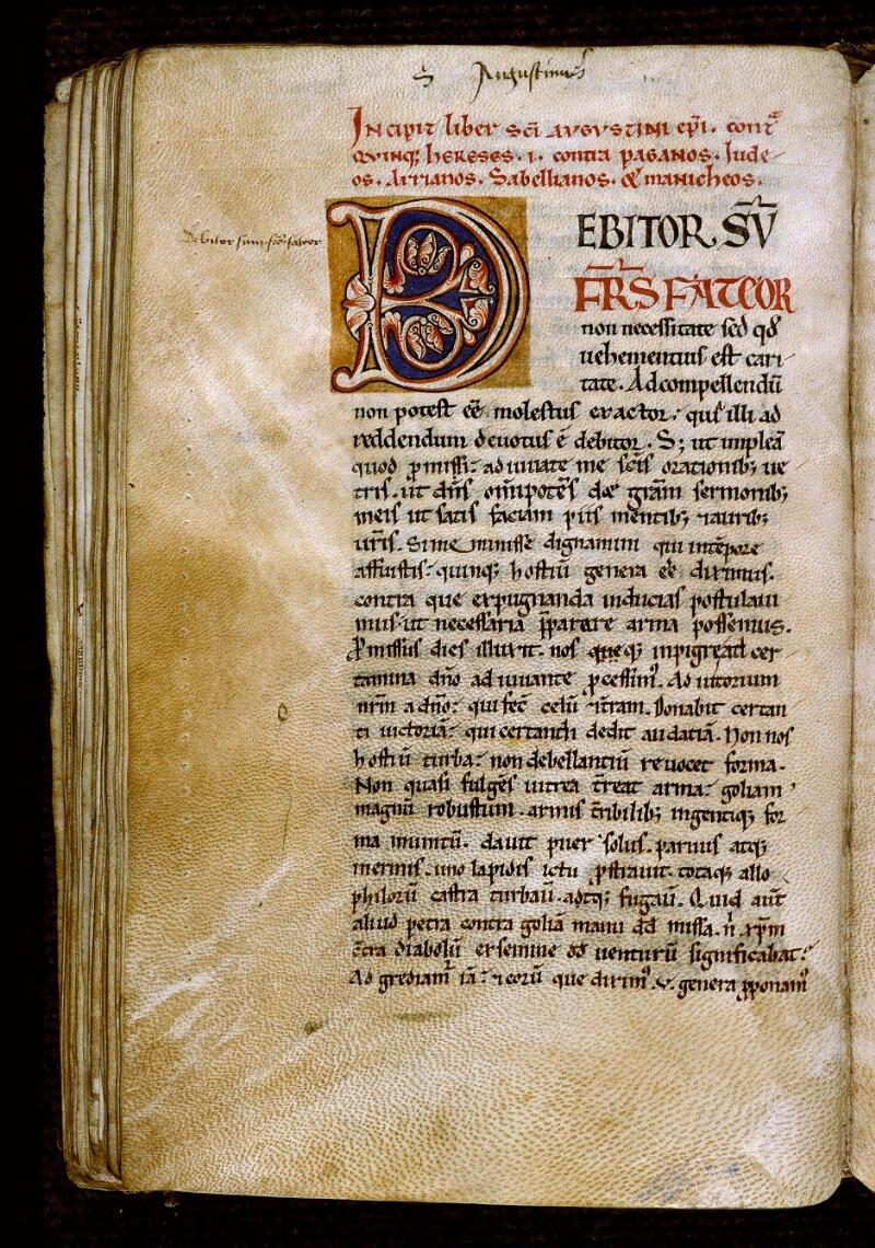 Angers, Bibl. mun., ms. 0308, f. 079v - vue 1