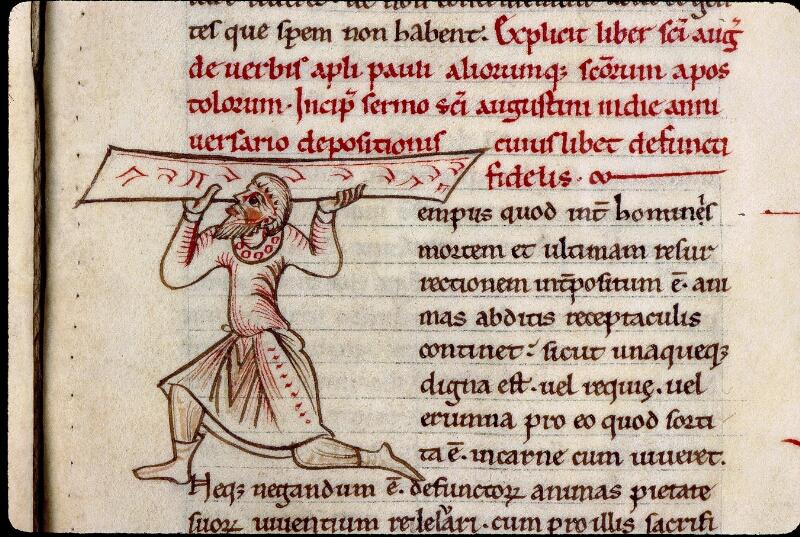 Angers, Bibl. mun., ms. 0309, f. 121 - vue 2
