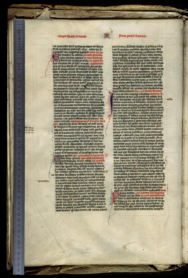 Angers, Bibl. mun., ms. 0315, f. 020v - vue 1
