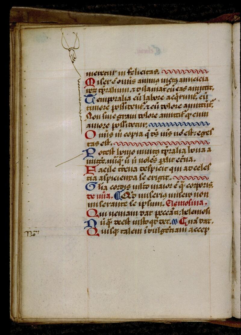 Angers, Bibl. mun., ms. 0317, f. 160v