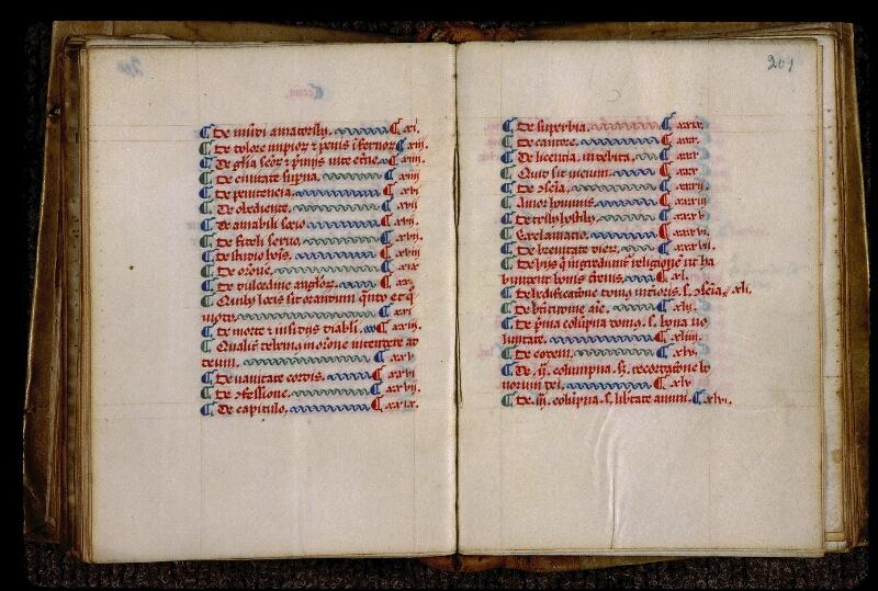 Angers, Bibl. mun., ms. 0317, f. 200v-201