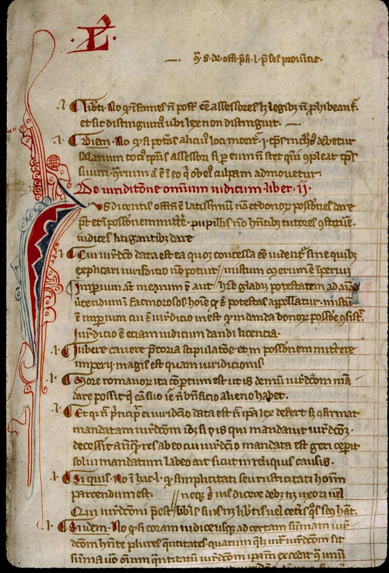 Angers, Bibl. mun., ms. 0329, f. 003 - vue 2