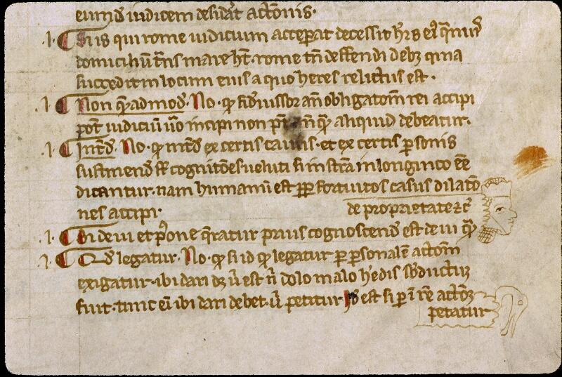 Angers, Bibl. mun., ms. 0329, f. 009 - vue 2