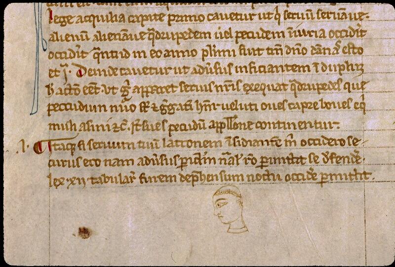Angers, Bibl. mun., ms. 0329, f. 011v - vue 3