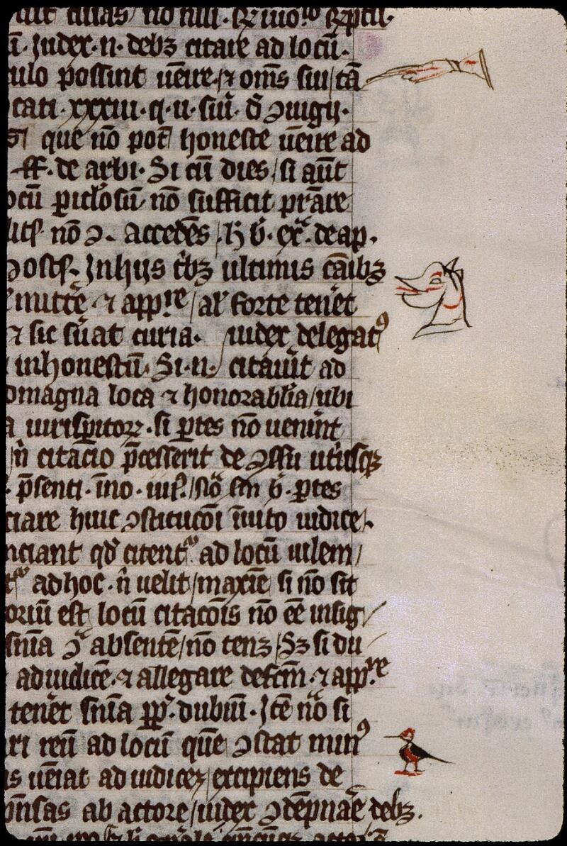 Angers, Bibl. mun., ms. 0330, f. 041 - vue 2