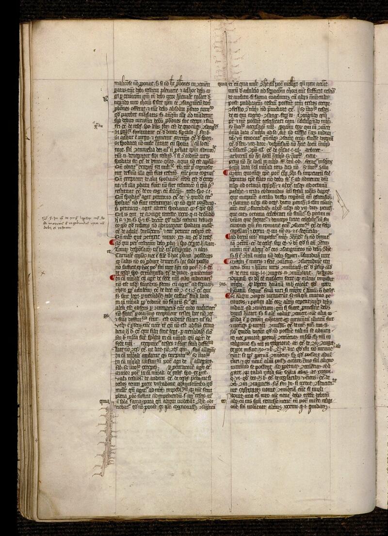 Angers, Bibl. mun., ms. 0330, f. 050v - vue 1