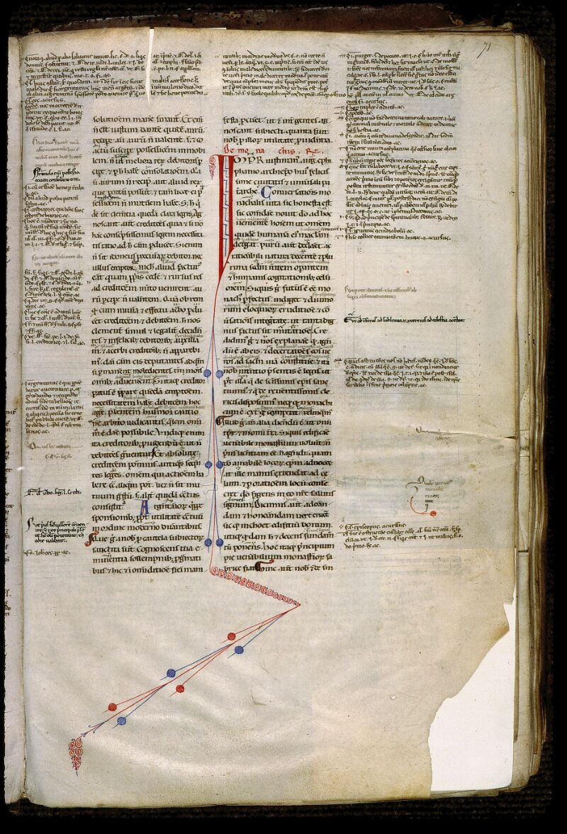 Angers, Bibl. mun., ms. 0333, f. 071