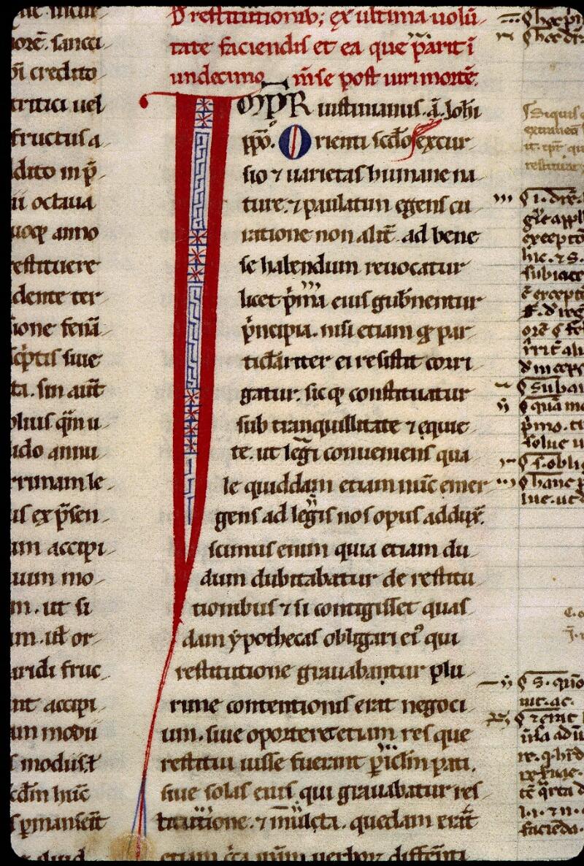 Angers, Bibl. mun., ms. 0333, f. 111 - vue 2