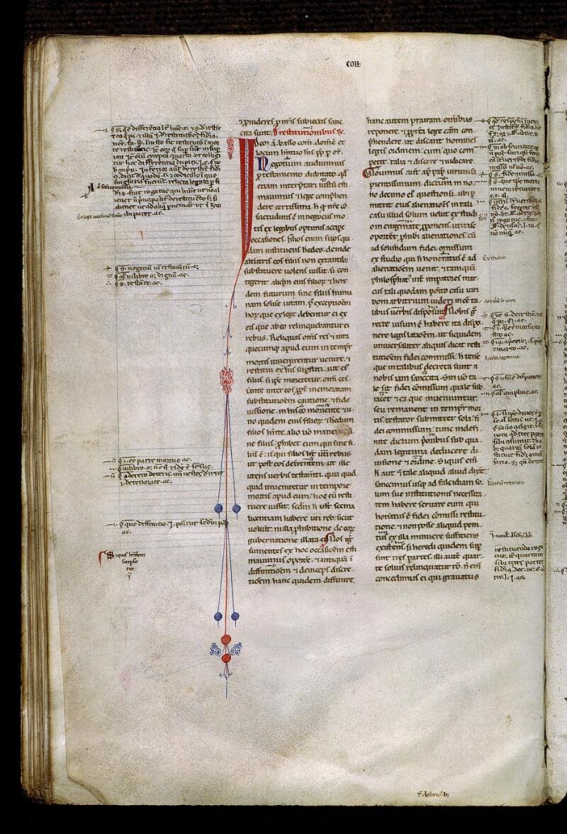 Angers, Bibl. mun., ms. 0333, f. 160v