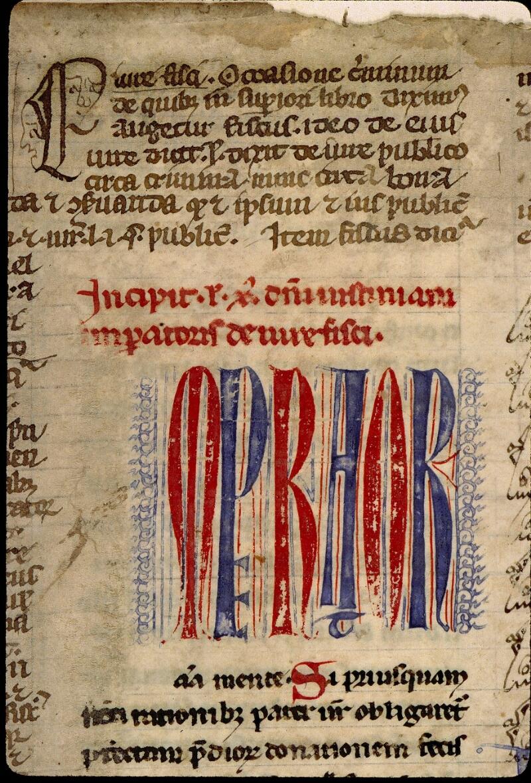 Angers, Bibl. mun., ms. 0333, f. 223 - vue 2