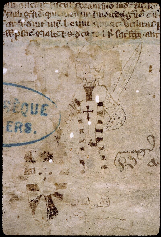 Angers, Bibl. mun., ms. 0333, f. 283v - vue 2