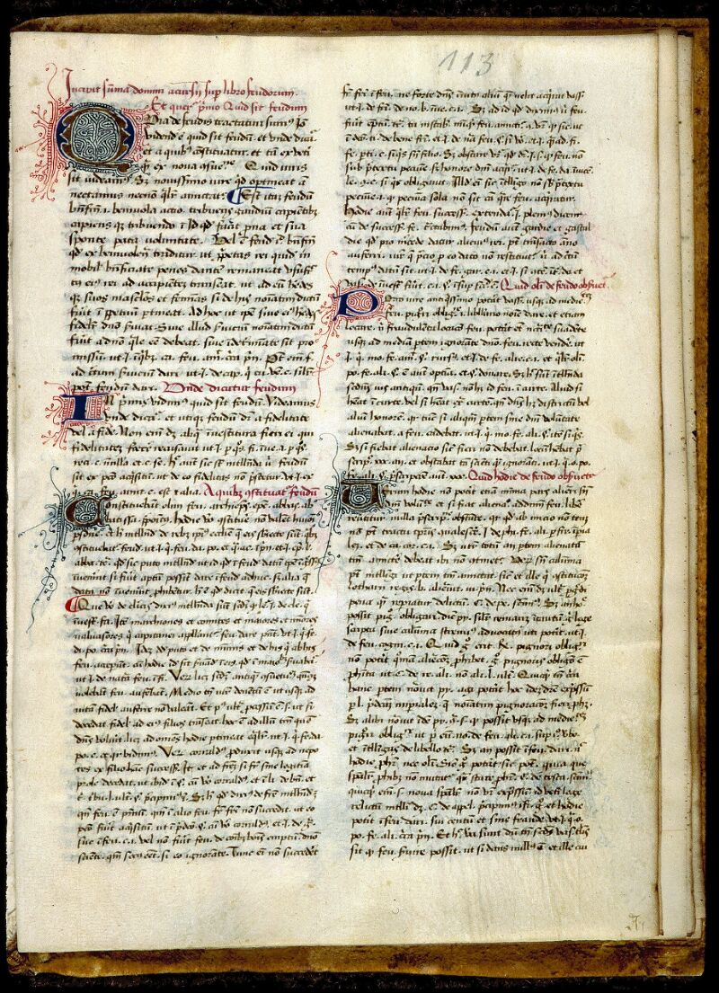 Angers, Bibl. mun., ms. 0334, f. 113